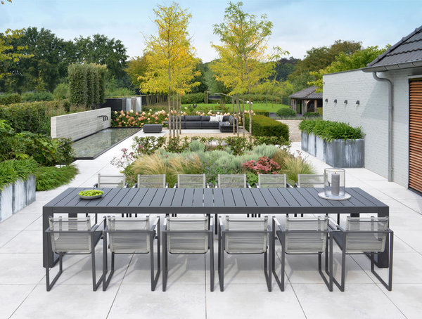 Exclusieve tuinmeubelen van borek