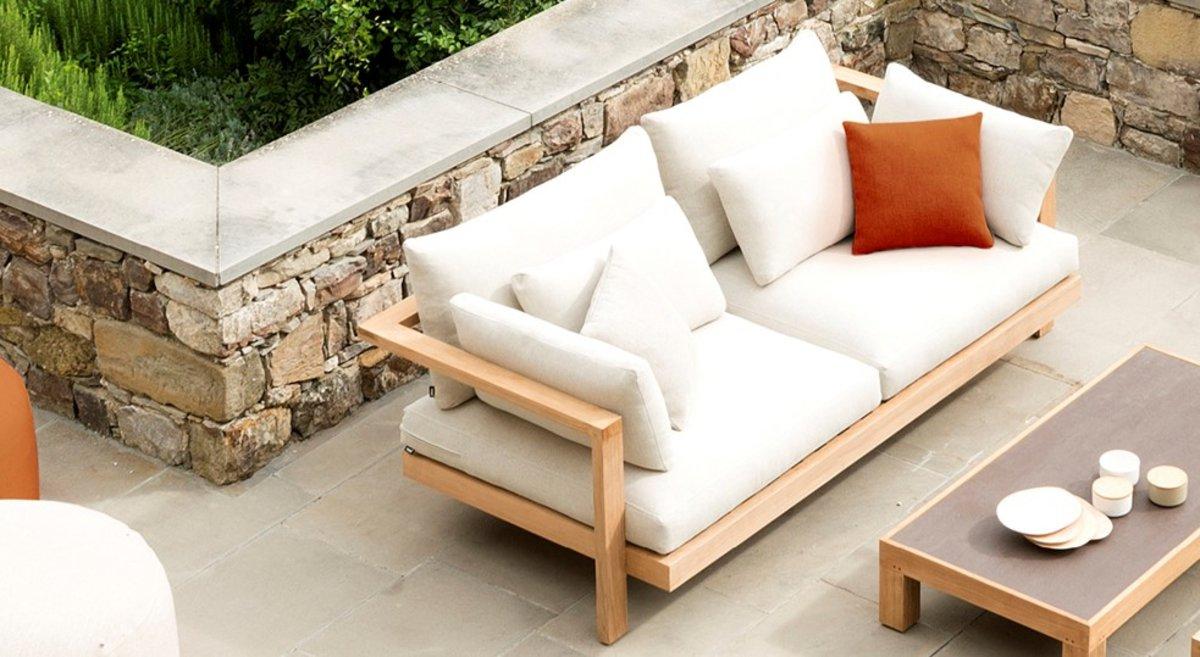 Design Lounge Tuin Bank.Pure Lounge Bank
